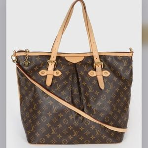 XL🌟DISCONTINUED🌟 ZIPPERED LOUIS VUITTON TOTE